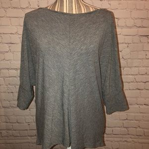 Thyme & Honey an Anthropologie brand top